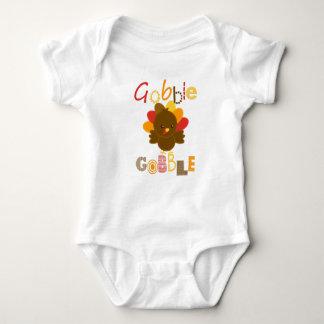 Erntedank-Shirt, verschlingen verschlingen, die Baby Strampler
