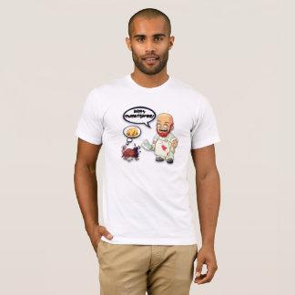 Erntedank-Tageseinzigartiger Feiertags-T - Shirt