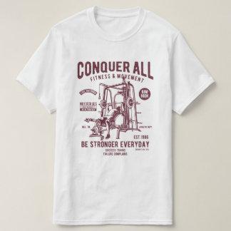 Erobern Sie alle T-Shirt