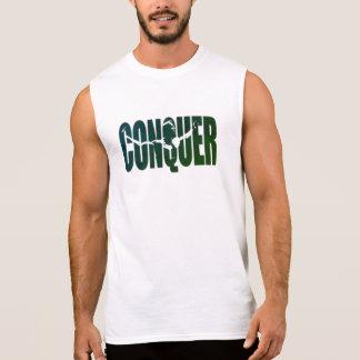 Erobern Sie den T - Shirt der T - Shirt-Sleeveless