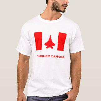 Erobern Sie Kanada-Shirt T-Shirt