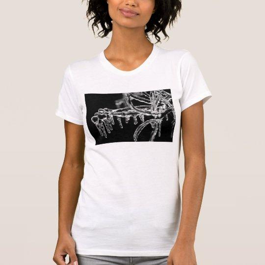 erreichen Sie eisigen Winter T-Shirt