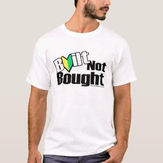 Errichtetes nicht gekauftes JDM (Licht) T-Shirt