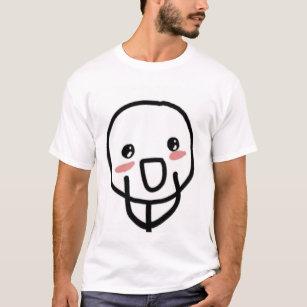 errötendes Gesicht Emoji