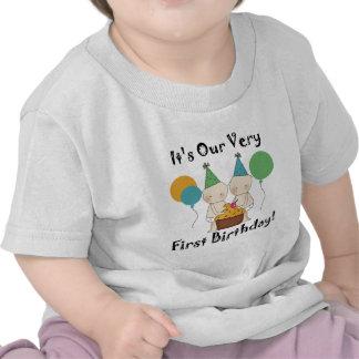 Ęrs T-shirts et cadeaux d anniversaire de bébés ju