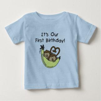 Ęrs T-shirts et cadeaux de singe d'anniversaire de