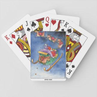 Ersatzrotwild-Spielkarten Spielkarten