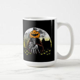 Erschrocken Ihnen! Halloween-Tasse Kaffeetasse