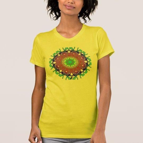 Erstaunlicher SpektrenGlyph T-Shirt