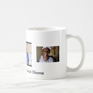 Erste Großmutter Sarah Obama…. Ein was für Lächeln Tasse