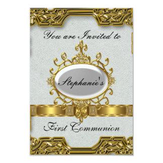 Erste heilige Kommunion 8,9 X 12,7 Cm Einladungskarte