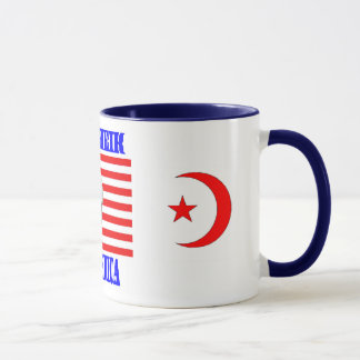 Erste Tasse Scheich-Of Amerika