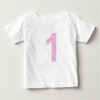 Erster Geburtstag Baby T-shirt