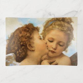 Erster Kuss Dekoschale