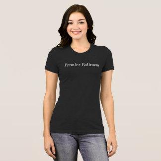 Erster T - Shirt Ballroom Slim Jersey - dunkelgrau