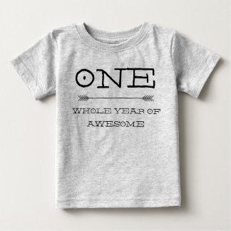 Erstes Geburtstags-Shirt Baby T-shirt