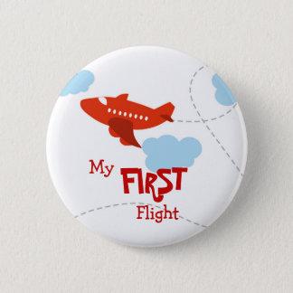 Erstflug Runder Button 5,1 Cm