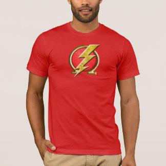 Erstklassige Ohm und Strom-Symbol-T-Stück T-Shirt