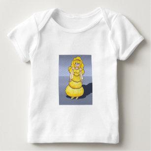ErstMalanyahaya, Anime Kunst Galerie Charakter Baby T Shirt