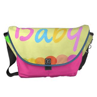 Erwachsenes Baby Diaperbag/ABDL Kuriertasche