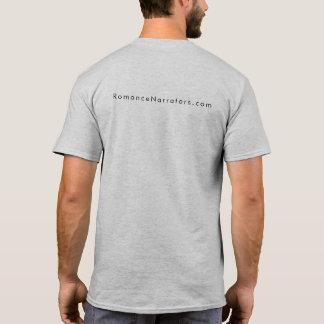 Erzähler geben die graue T der guten Ohrenmänner T-Shirt