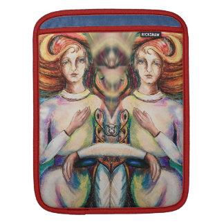 Erzengel Michael iPad Sleeve