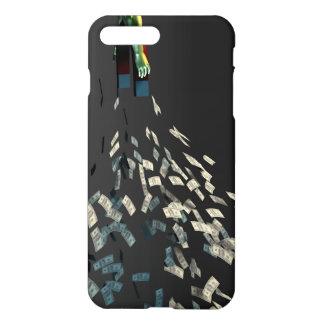 Erzeugen Sie Reichtum und Einkommen als iPhone 8 Plus/7 Plus Hülle