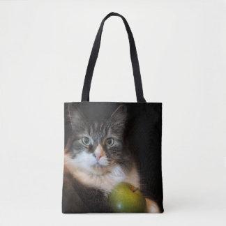 Erzieher mit Cattitude Taschen-Tasche Tasche