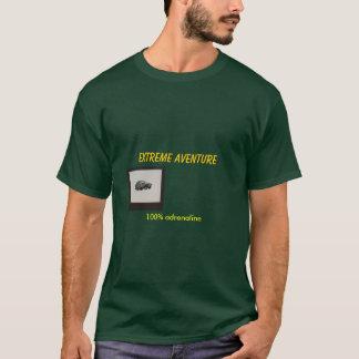 ES aufs äusserste treiben wagt, 100% adrenaline T-Shirt