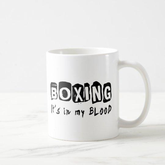 Es einzupacken ist in meinem Blut Kaffeetasse