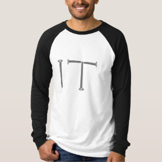 Es genagelt Shirt