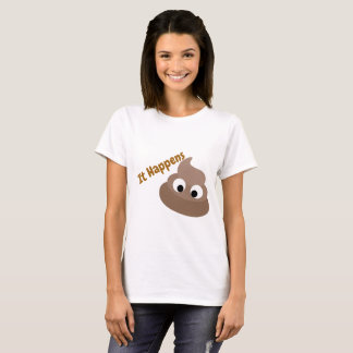 Es geschieht der T - Shirt der Frauen