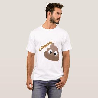 Es geschieht der T - Shirt der Männer