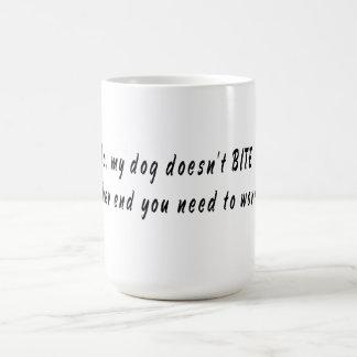 Es ist das andere Ende, das Sie euch um Tasse