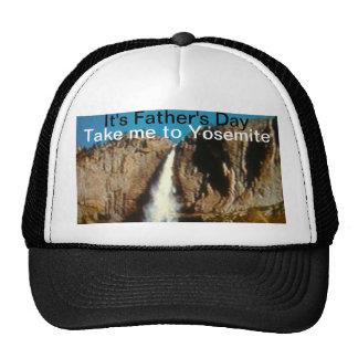 Es ist der Vatertag nimmt mich zu Yosemite-Hut Kultmütze
