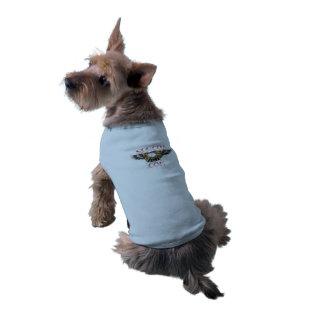 Es ist ein Hundeleben Ärmelfreies Hunde-Shirt
