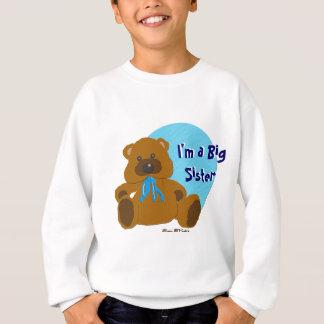 """""""Es ist ein Jungen-"""" Teddybär-Sammlung Sweatshirt"""