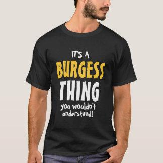 Es ist eine Bürgersache, die Sie nicht verstehen T-Shirt