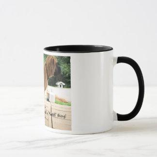 """Es ist eine """"Mastiff"""" Sache! Englischer Mastiff Tasse"""