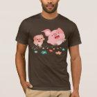 Es ist Frühling!! - Zwei niedlicher T-Shirt