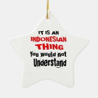 ES IST INDONESISCHE SACHE-ENTWÜRFE KERAMIK ORNAMENT