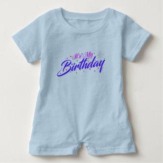 Es ist mein Geburtstag Baby Strampler