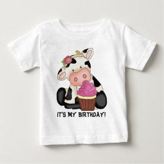 Es ist mein Geburtstags-Kuh-T - Shirt