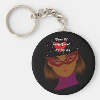 Es ist mein Party kundengerechtes Keychain -