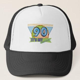Es ist meine 90. Geburtstags-Geschenke Truckerkappe