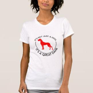 Es ist nicht gerade ein Hund T-Shirt