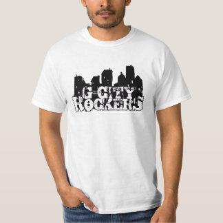 Es ist nur Rock-u. Rollent-stück T-Shirt