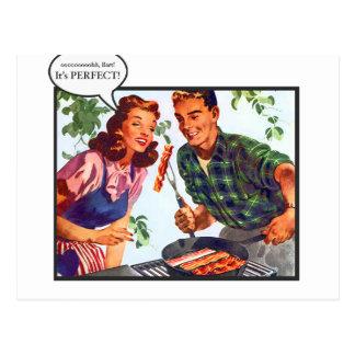 """""""Es ist perfekt! """" Postkarte"""