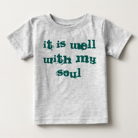 es ist wohles Baby-Shirt Baby T-shirt