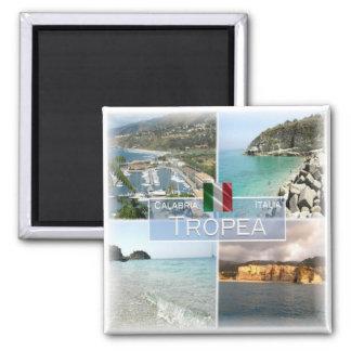 ES - Italien # Kalabrien - Tropea - Quadratischer Magnet
